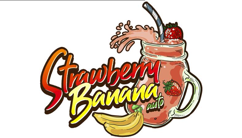 FastBuds - Strawberry Banana Auto (auto/fem.)