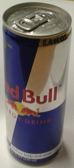 Тайник в виде банки Red Bull со скрытым отсеком