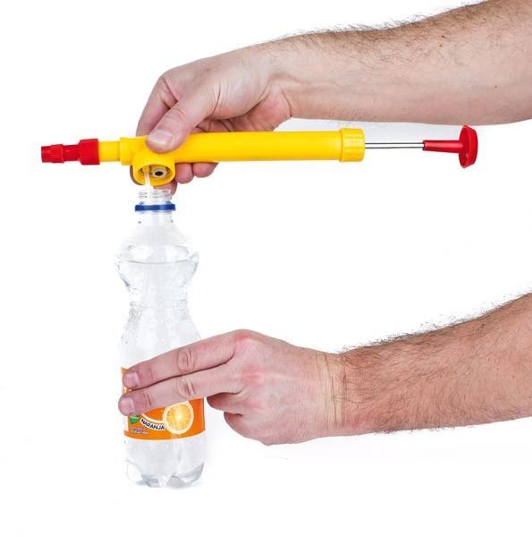Разбрызгиватель для воды ручной из пластика
