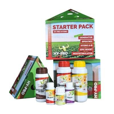 Hy-Pro - Starter Pack Hydro (стартовый комплект для выращивания на гидропонике) 02834
