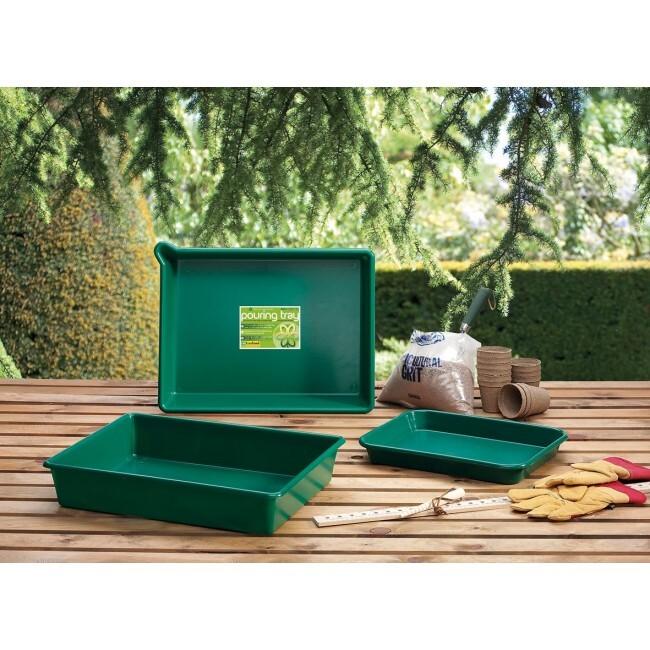 Handy Tray Green - лоток для выращивания растений Garland