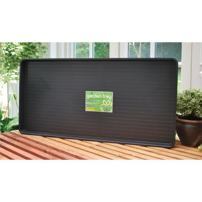 Giant Garden Tray Black - лоток для выращивания растений Garland