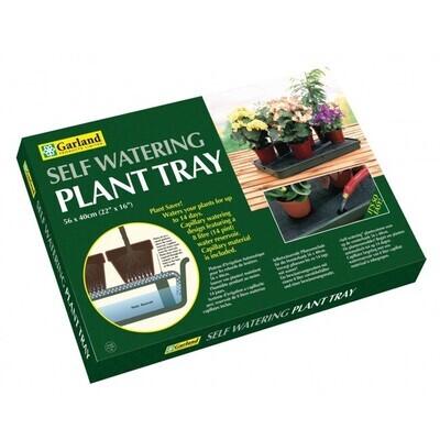 Large Self Watering Plant Tray - лоток для полива растений Garland 00710