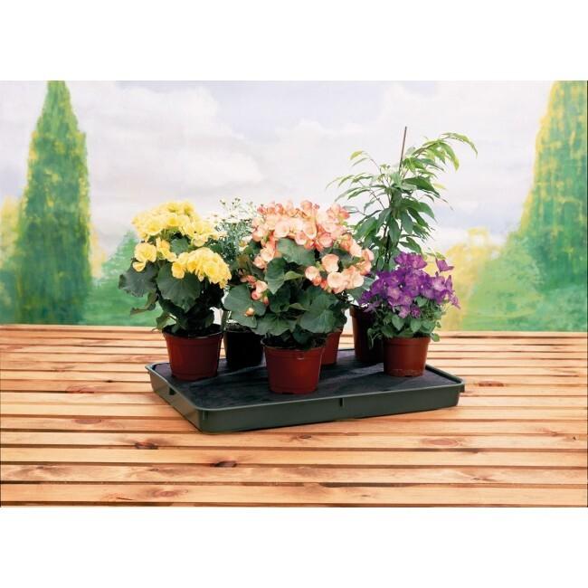 Large Self Watering Plant Tray - лоток для полива растений Garland