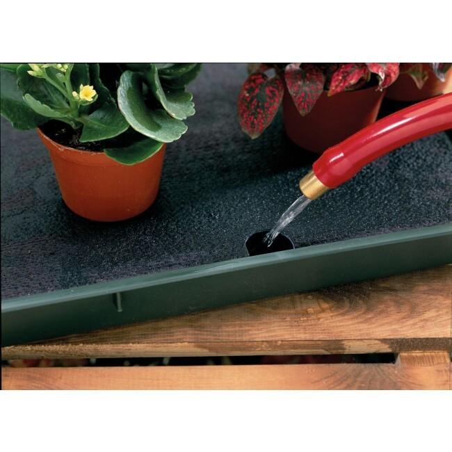 Large Self Watering Plant Tray - автополив для цветов
