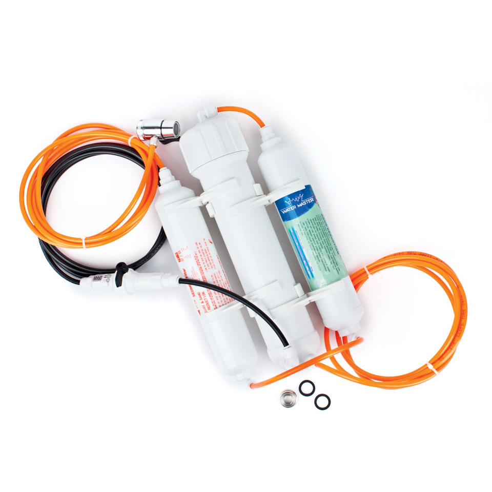 Система обратного осмоса для очистки воды Eco (3 стадии)