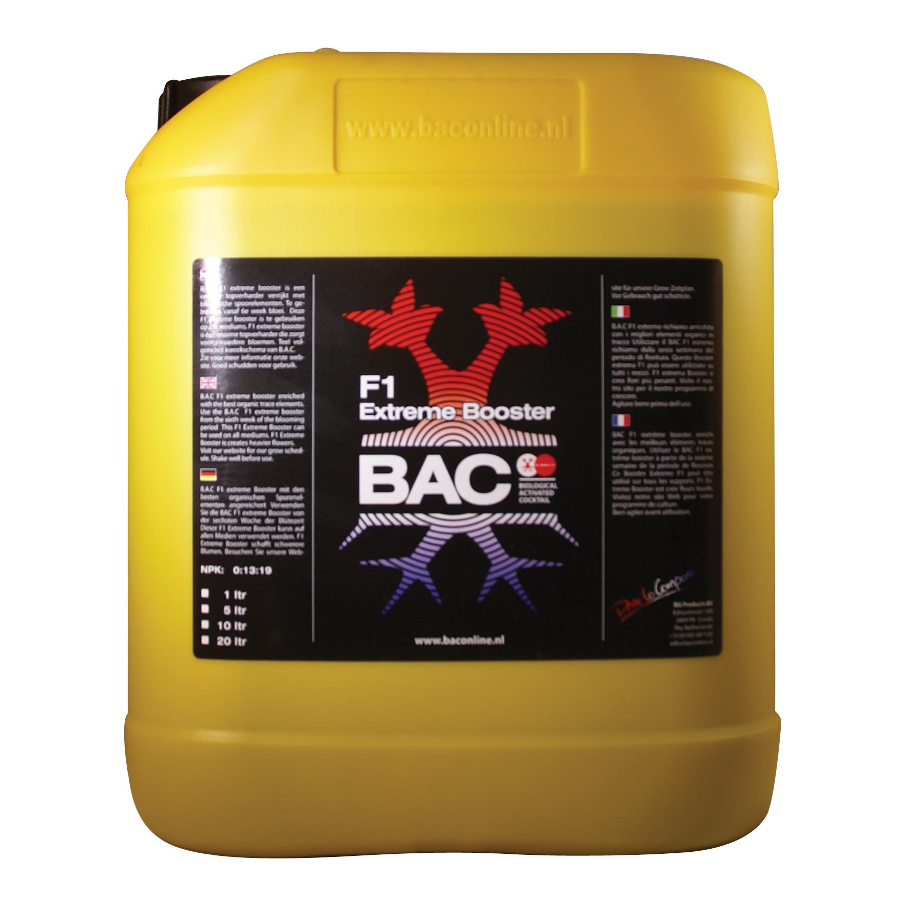 BAC - усилитель цветения F1 Superbud Extreme Booster