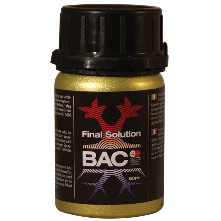 BAC - биоудобрение Final Solution