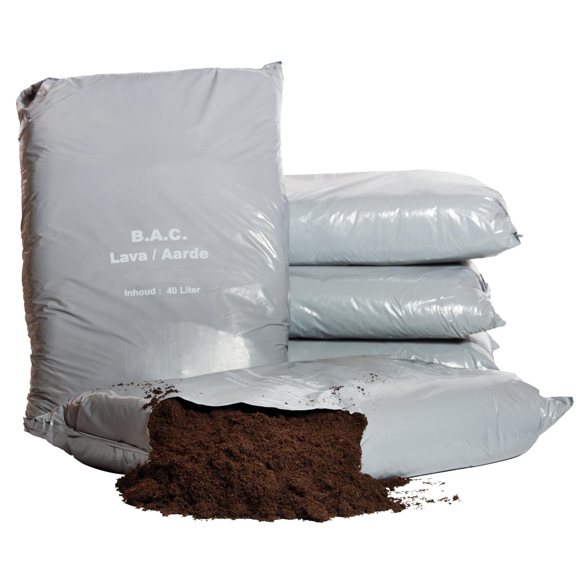 BAC - лава-грунт (40 литров)