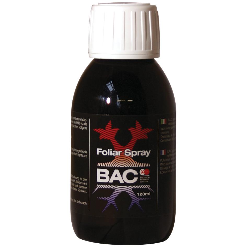 BAC - биоудобрение для листьев (Foliar Spray)