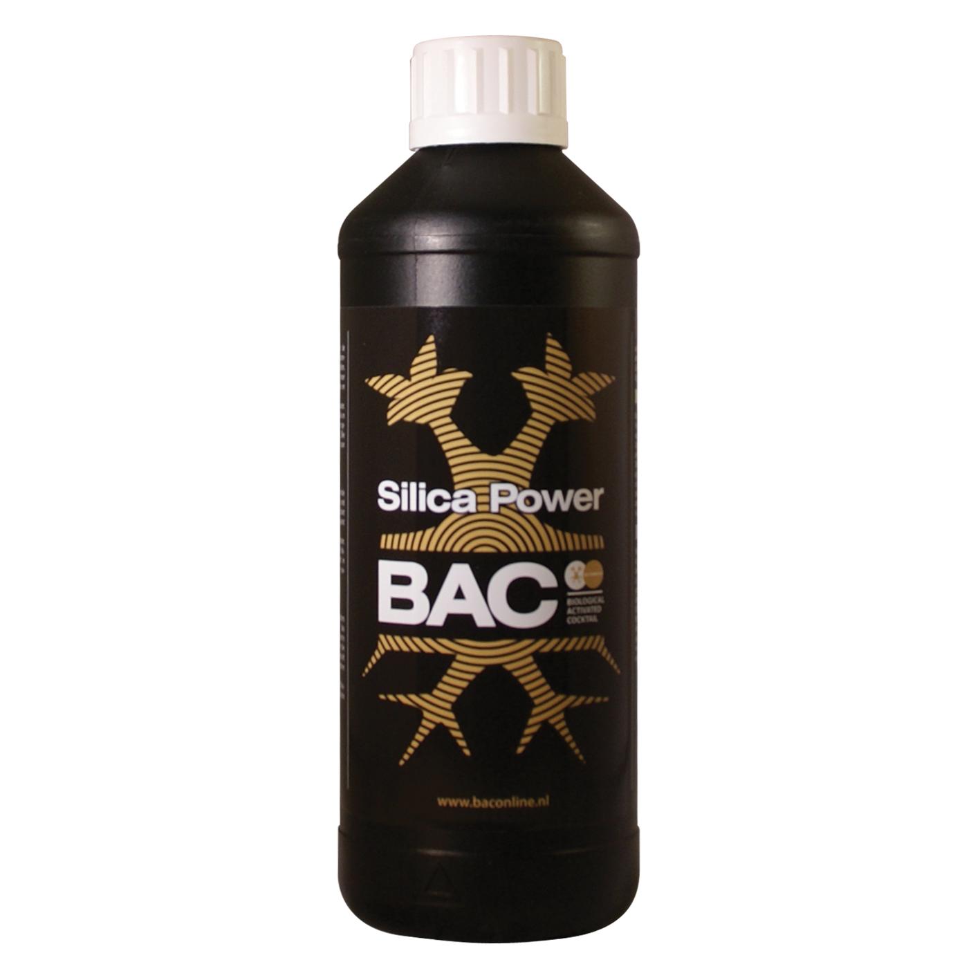 BAC - Silica Power (кремниевый стимулятор)