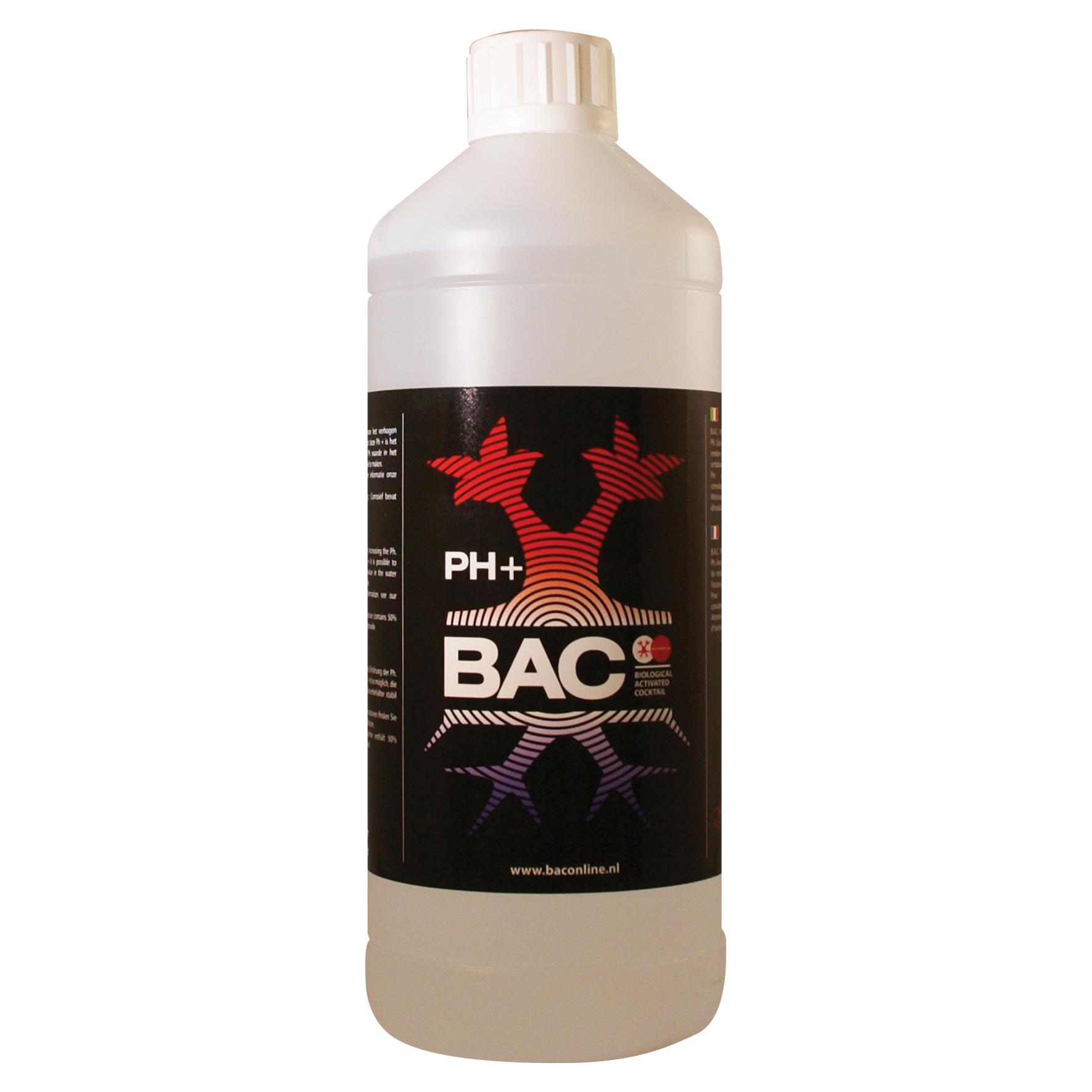 B.A.C. - Ph+ для повышения уровня кислотности