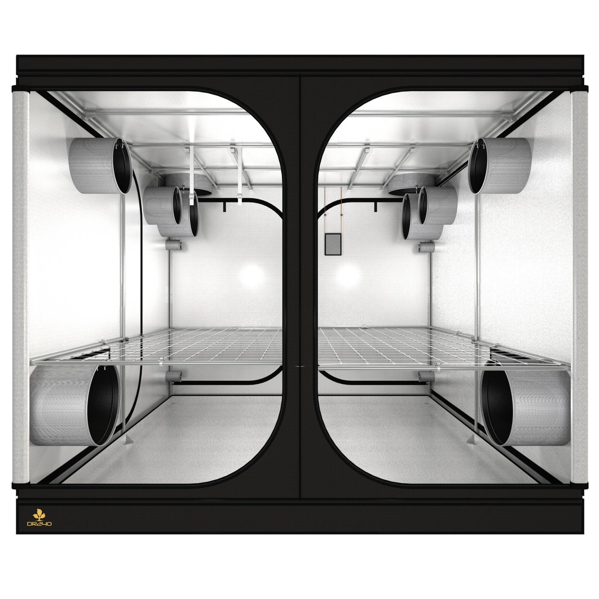 Secret Jardin Dark Room R3.00 240x240x200 см. (гроубокс для выращивания растений)