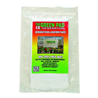 Генератор углекислого газа (CO2) для каннабиса Green Pad 00545