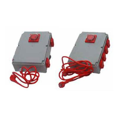 Таймер ECO для подключения ламп в гроубоксе или теплице (4x600W) 00494