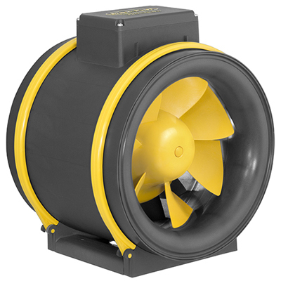 Вентилятор вытяжной Max-Fan Pro Series (диаметр 250 мм. / производительность 1660 м3/час) 01499