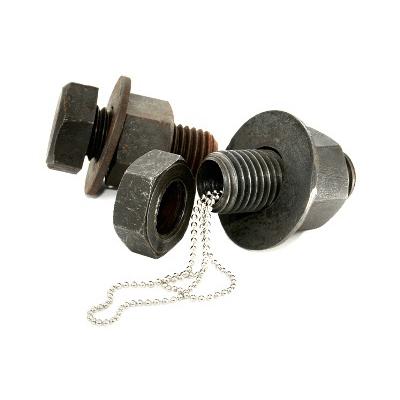 Болт-тайник с пустотой внутри 02581