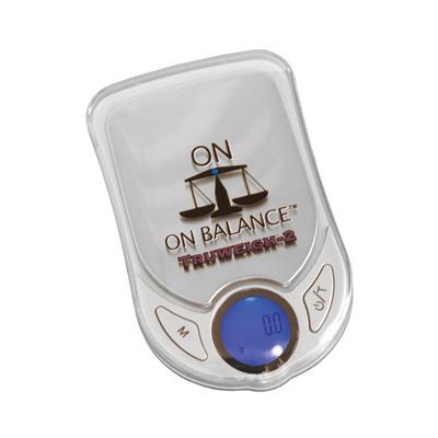 Электронные весы On Balance TruWeigh-2 (600 грамм X 0,1 грамм) 00839
