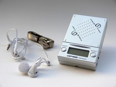 Электронные весы в виде радио (максимальный вес 300 грамм / минимальный вес 0.1 грамм) 00871