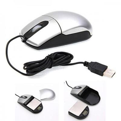 Электронные весы в виде компьютерной мыши (максимальный вес 500 грамм / минимальный вес 0.1 грамм) 00870