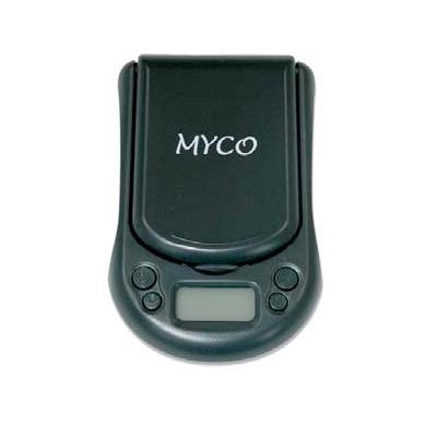 Электронные карманные весы Myco Mini-Pro (максимальный вес 50 грамм / минимальный вес 0.01 грамм) 00852