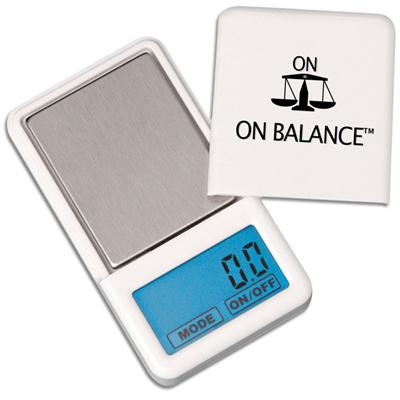 Электронные весы с сенсорным экраном On Balance TS (максимальный вес 300 грамм / точность 0.1 грамм) 00847