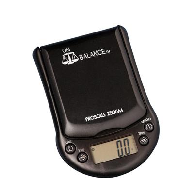 Электронные весы ProScale-250 (250 грамм / 0.1 грамм) 00848