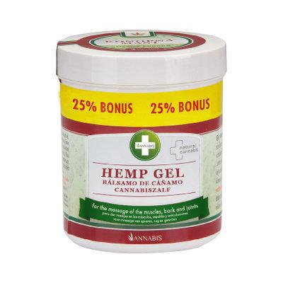 Hemp Gel - гель для массажа на основе каннабиса (300 мл.) 04760