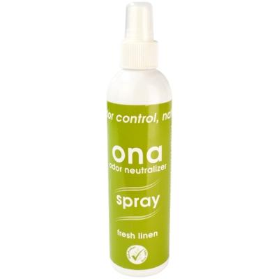 Нейтрализатор запаха Ona спрей 250 мл. (свежее белье) CULIFI0012