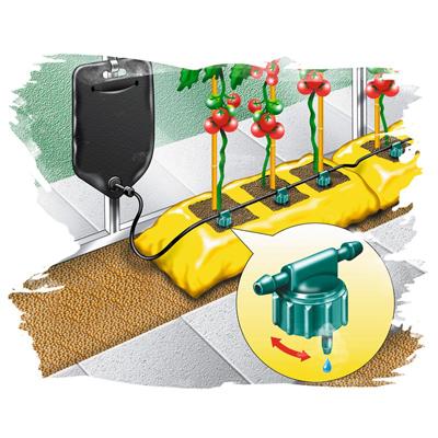 Garland Big Drippa Watering Kit - комплект для автополива растений 00678