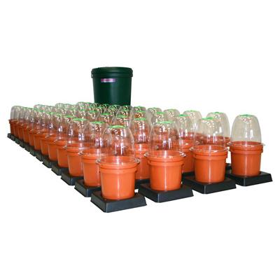 Гидропонная система Multiflow V2 (48 горшков) с цифровым управлением 00979