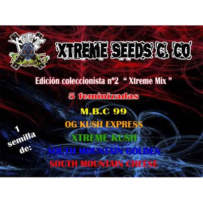 Xtreme Seeds - феминизированная коллекция (fem.) extr9