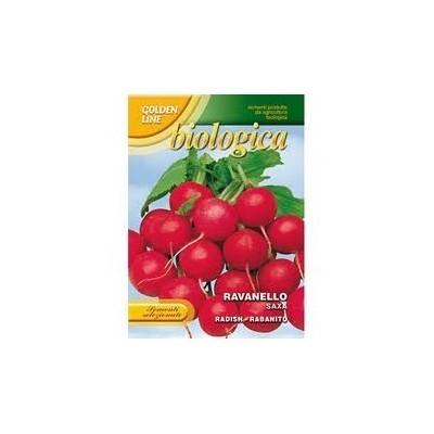 Семена редиска круглая красная bi30