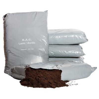 BAC - лава-грунт (40 литров) 02815