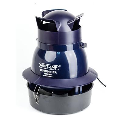 Профессиональный увлажнитель воздуха для теплиц (5 литров в час) 02072
