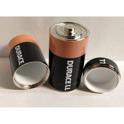 Тайник-батарейка со скрытым отсеком внутри (большая) 00324