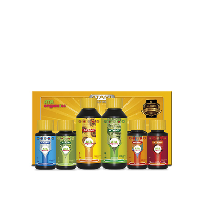 ATA Organics Micro Kit (комплект органических удобрений) 03851