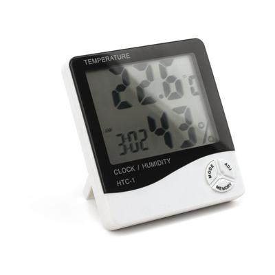 Цифрофой термогигрометр с большим экраном 00239