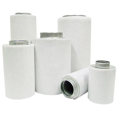 Фильтр угольный (180 м3/час, 100 мм./250 мм.) 00508