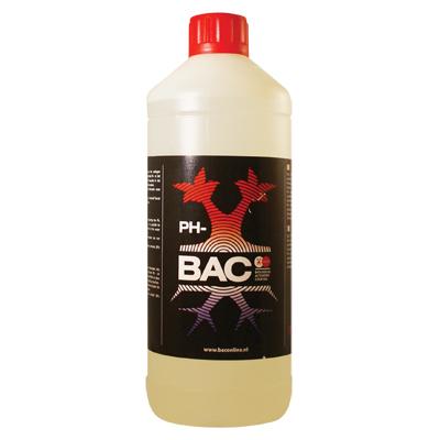 BAC - pH- для понижения уровня кислотности 02821