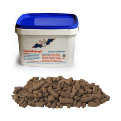 Guanokalong Pellets (гуано летучих мышей в гранулах) 01658
