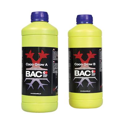 BAC - удобрение для кокосового субстрата на стадии роста А+Б (Coco Grow A+B) 02806