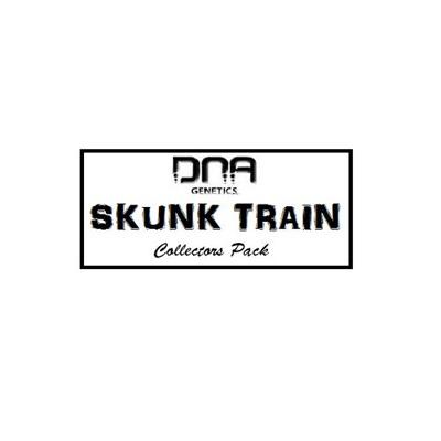 DNA Genetics - The Skunk Train (reg.) SDNR300001