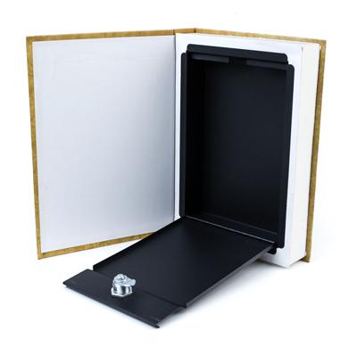 Книга-тайник (мини сейф внутри) 04231