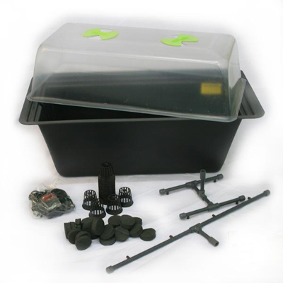 Аэропонный парник для укоренения черенков растений X-stream (на 40 растений) 02264