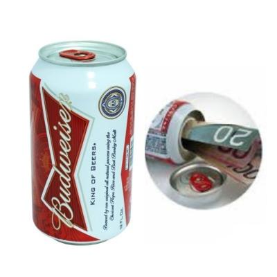 Тайник банка пива Budweiser со скрытым отсеком 00323
