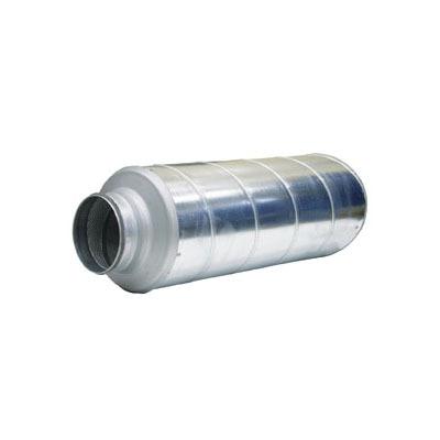 Шумоглушитель звука вентилятора LDC 200-600 (диаметр 200 мм. / длина 600 мм.) 02540