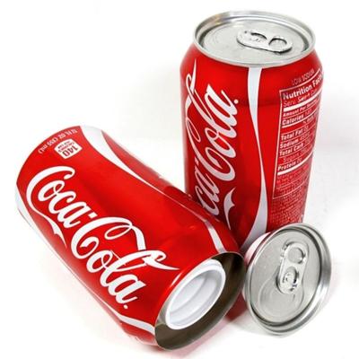 Тайник в виде банки Coca-Cola со скрытым отсеком 00318