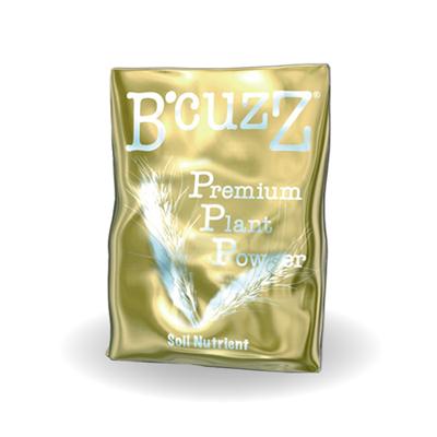 B'cuzz Premium Plant Powder Soil (сухое удобрение для выращивания в земле) 03817