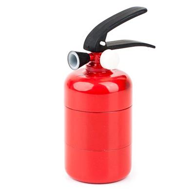 Гриндер для измельчения травы в виде огнетушителя 00367